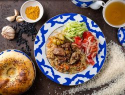 "Рецепт плова от Евгения Демина, шеф-повара ресторана ""Узбекистан"""