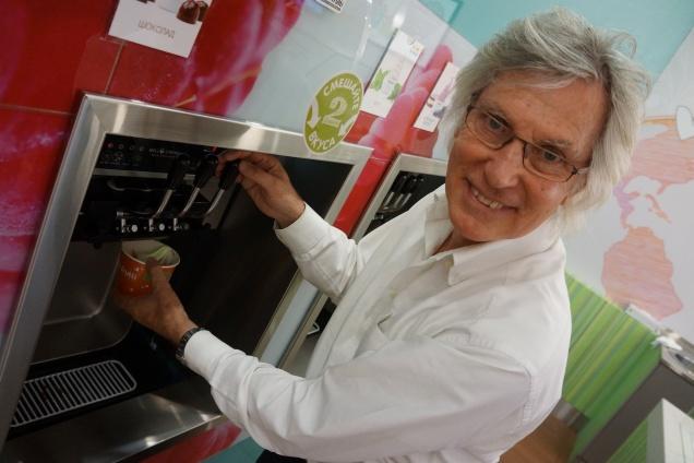 Нас удовлетворяет кафе, если оно делает от 2000000 рублей в месяц