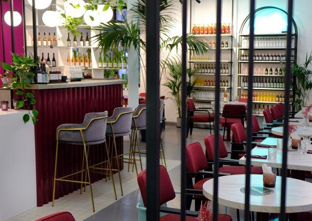 В Москве открылся первый «трезвый» бар Metropoliten Gourmet