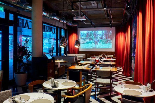 Casting Cafe: еда для кино