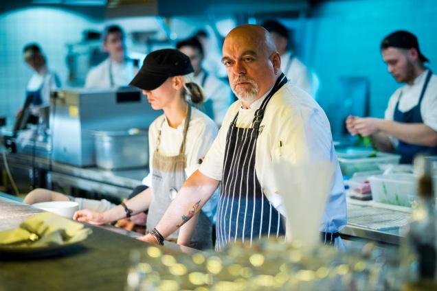 Питер Гофф-Вуд объясняет, почему кухни России и ЮАР так похожи