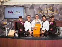 Ресторан G.Graf представит Россию на Taste of Abu Dhabi 2016
