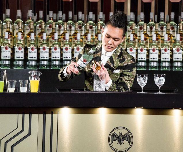 Американец Джин Чан признан лучшим барменом мира