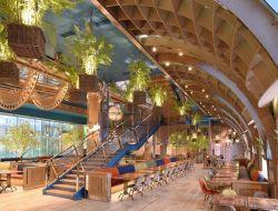 Ресторан «Грабли» в ЦДМ вошел в шорт-лист британской премии Restaurant&Bar Design Awards