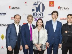 Церемония награждения The World's 50 Best Restaurants в 2018 году пройдет в Бильбао
