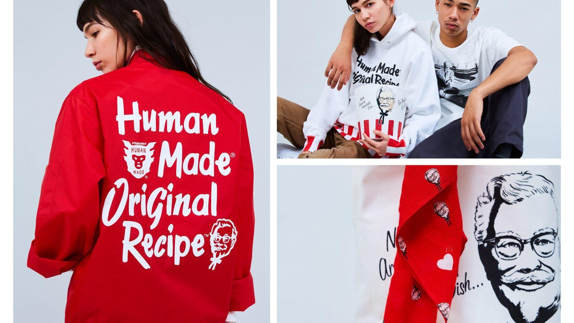 KFC выпустил капсульную коллекцию уличной одежды