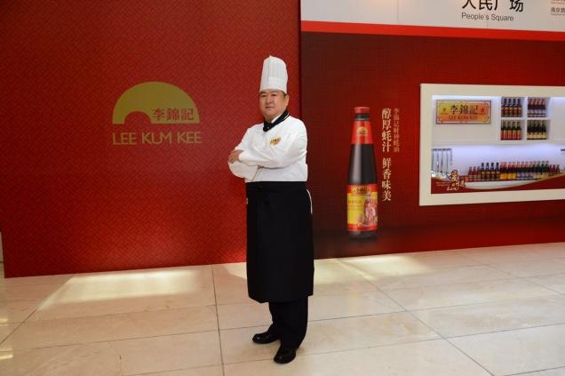 Гастроли кулинарного китайского мастера в ресторане Soluxe Club