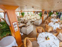 Ресторан «Чайка» получил постоянный причал на Краснопресненской набережной