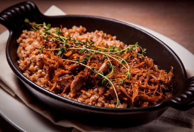 Фестиваль каш в ресторане «Честная кухня» или каша - пища наша