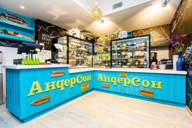 Кондитерские «АндерСон» начали поставлять десерты во «ВкусВилл»