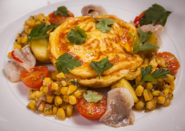 Перуанский завтрак