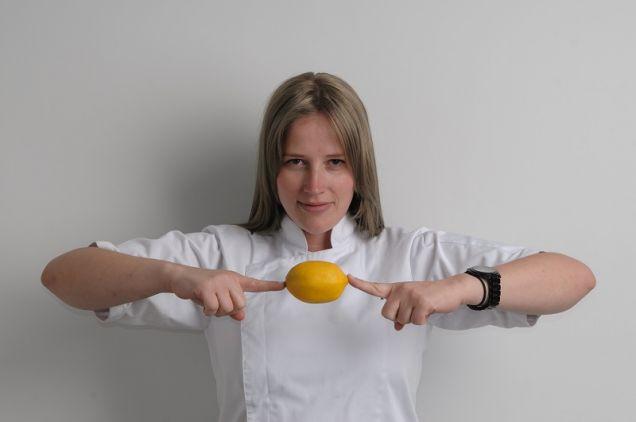 Гастроли датского шеф-повара Камиллы Сидлер в Фаренгейте
