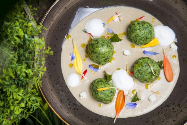 Что готовить из шпината