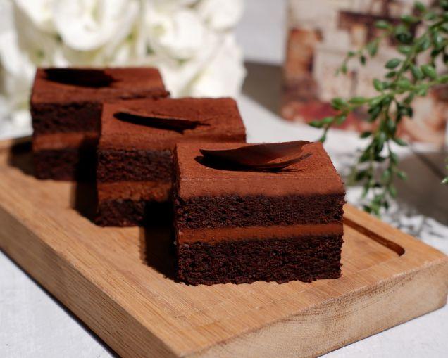 Мини-торты в тренде. Или как трансформируются предпочтения гостей