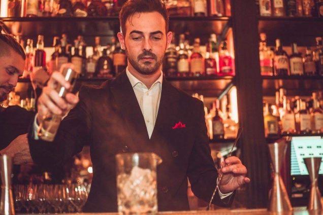 Гастроли итальянского шеф-бармена Mario Farulla