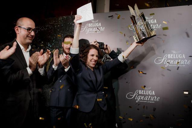 Мари Пикар стала победителем Beluga Signature 2016