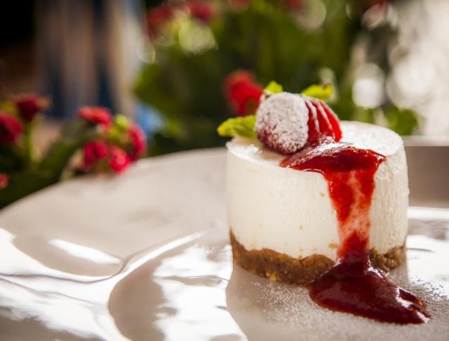Три десерта для любимых
