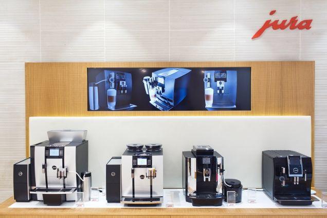В ГУМе открылся кофейный бутик JURA Store
