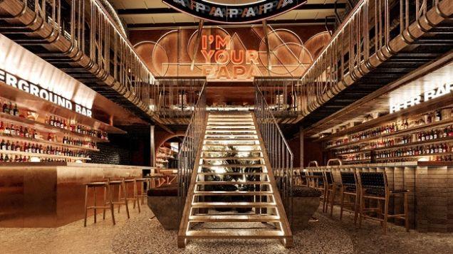 В Москве и Дубае откроются барные пространства PAPA bar village