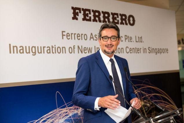 Fеrrеrо открывает инновационный центр в Сингапуре