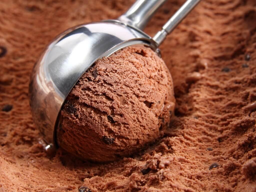 Итальянец создал антиоксидантное мороженое