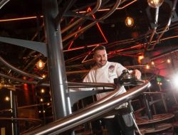 В Великобритании откроют ресторан с американскими горками
