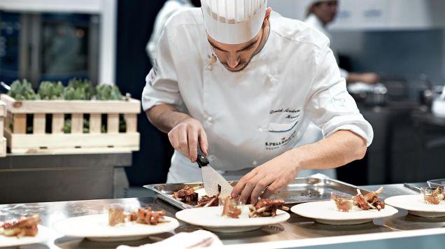 S.Pellegrino открыл прием заявок на конкурс молодых шеф-поваров