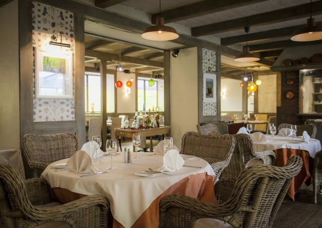 20 лет ресторану Scandinavia