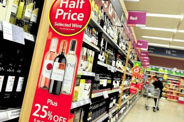 Скидки на алкоголь запретят