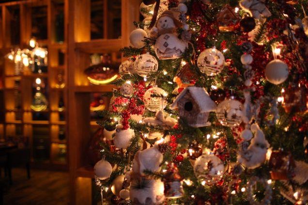 Встретить Новый год в ресторане. Праздничный гид по Москве