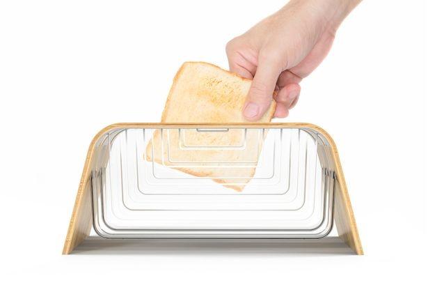 Дизайнеры изобрели идеальный тостер
