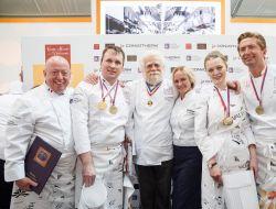 Кондитеры «У Палыча» и «De Paris» победили в отборочном туре Чемпионата России по кондитерскому мастерству La Coupe du Monde de