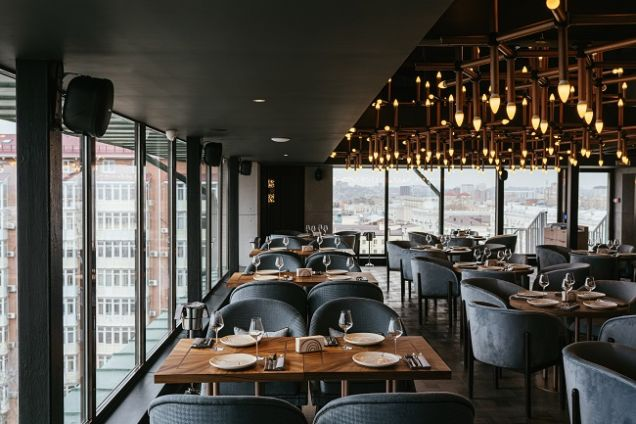 Ginza Project открывает панорамный ресторан азиатской кухни в Ростове-на-Дону