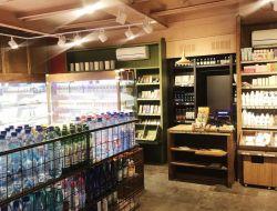 «Углече Поле» и Ginza Project открывают органик-маркет в Трёхпрудном переулке