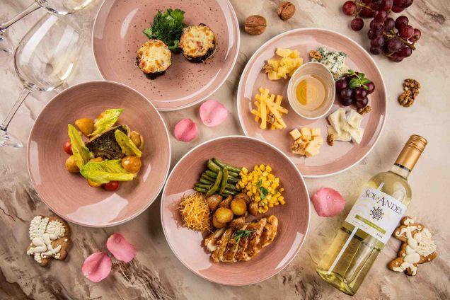 Романтические дни от Restaurants by Crocus Group