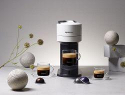 Nespresso выпустило кофемашину из переработанного  пластика