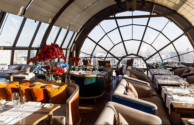 Два московских ресторана вошли в рейтинг The World's 50 Best Restaurants