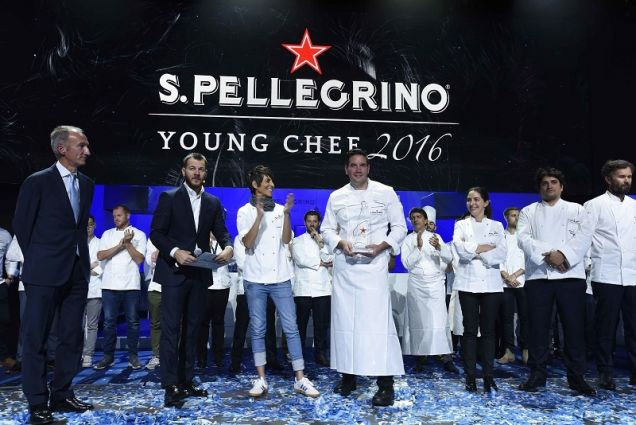 Финал S. Pellegrino Young Chef 2018