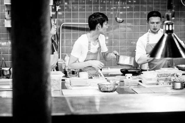 Японская точность Рио Нагахама правит французской кухней