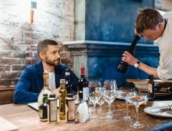 Владимир Кристовский открыл новый ресторан «Место Время»