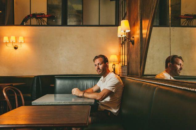 Сооснователь и ex. шеф одного из лучших ресторанов в мире Noma Mads Refslund & Андрей Красов на поп-ап ужине в Fahrenheit