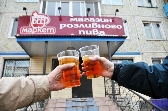 Продажу спиртного в жилых домах могут запретить