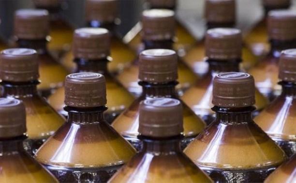 Продажу алкоголя в пластике запретили