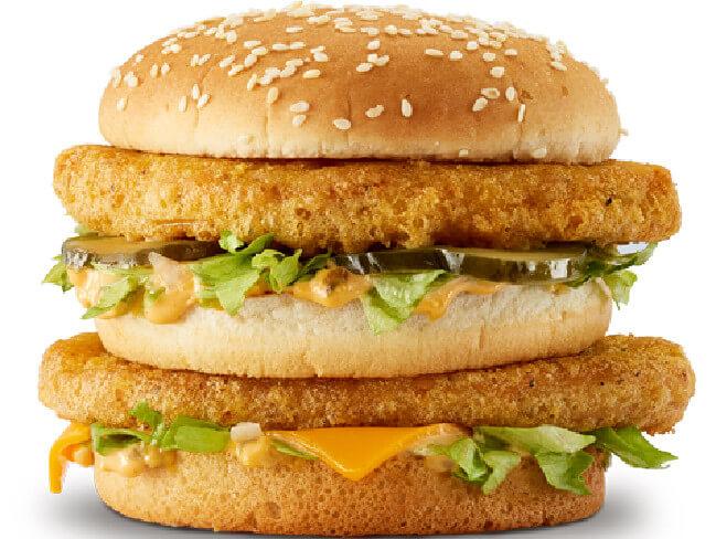 Макдоналдс запустил «секретный» бургер в заведениях Австралии