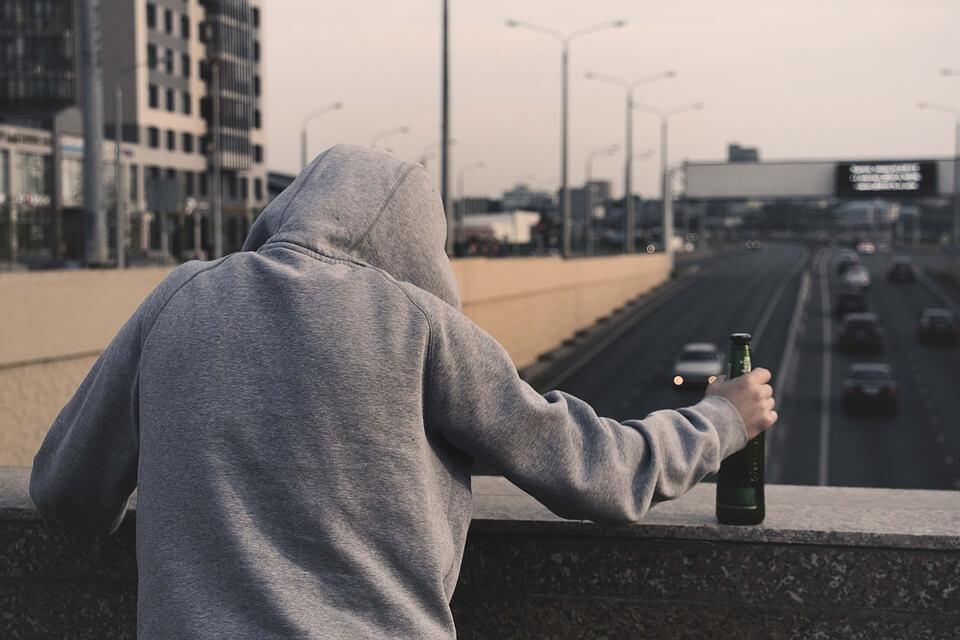 Магадан назвали самым пьющим регионом России