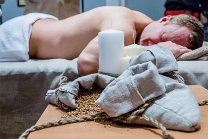 В Алтайском крае начнут делать массаж гречкой
