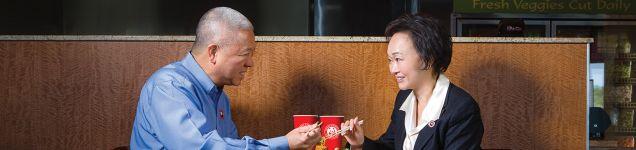 Первый ресторан Panda Express откроется в МЕГА Химки