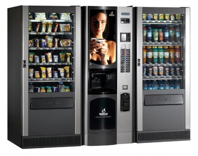 В столичных театрах могут появиться автоматы с едой