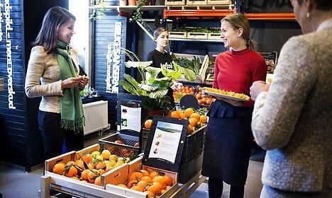 В Дании запустили сеть супермаркетов с просроченными продуктами