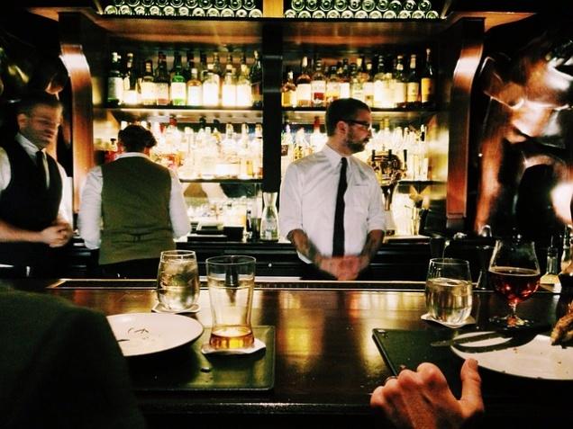 Петербургские бармены заключили «джентельменское соглашение»